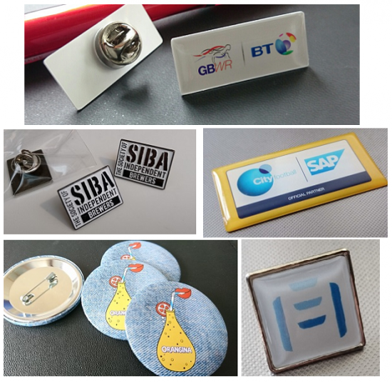LOGO & NAME BADGES