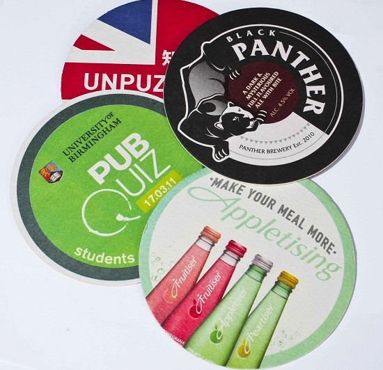 DRINKS COASTERS/MATS