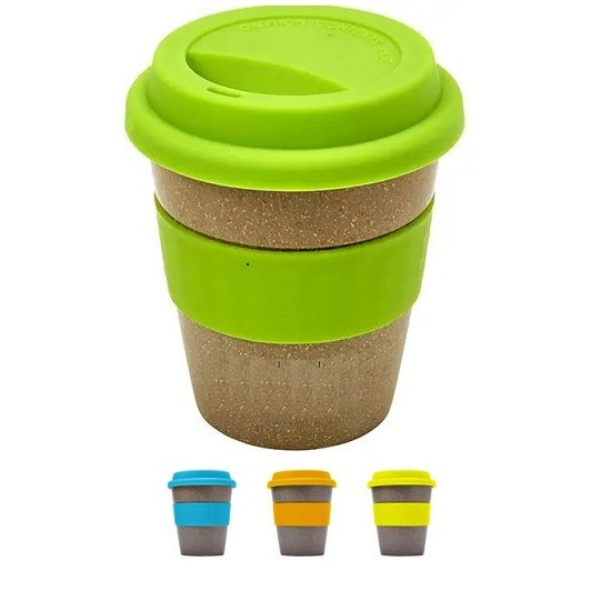 ECO BAMBOO COFFEE MUGS