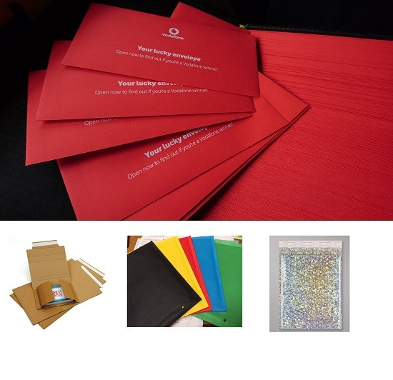 ENVELOPES & DIRECT MAIL