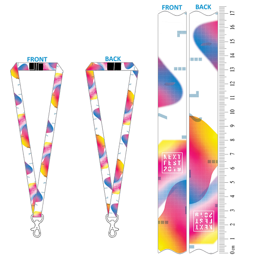 FULL COLOUR LANYARDS