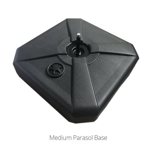 SQUARE M/L PARASOL BASE