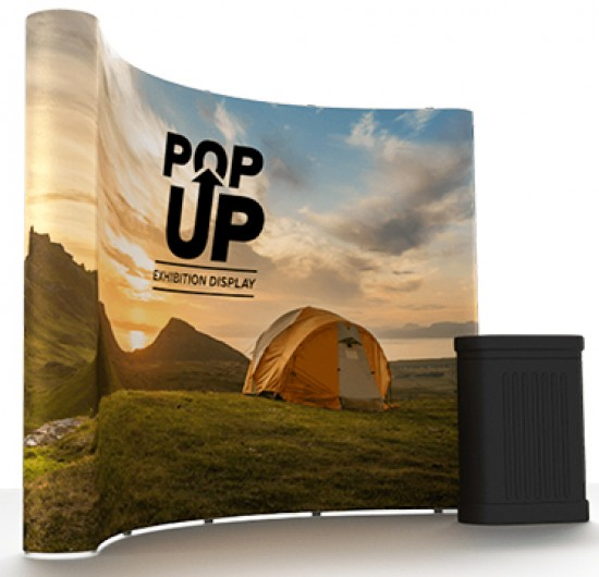 POP-UP DISPLAY STANDS