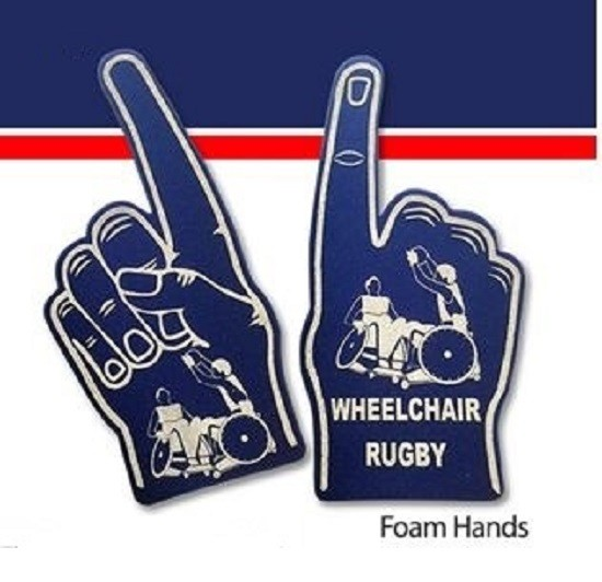 GIANT FOAM HANDS